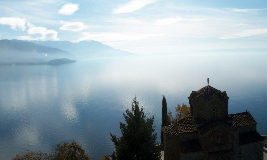 Lago Ohrid, Macedonia