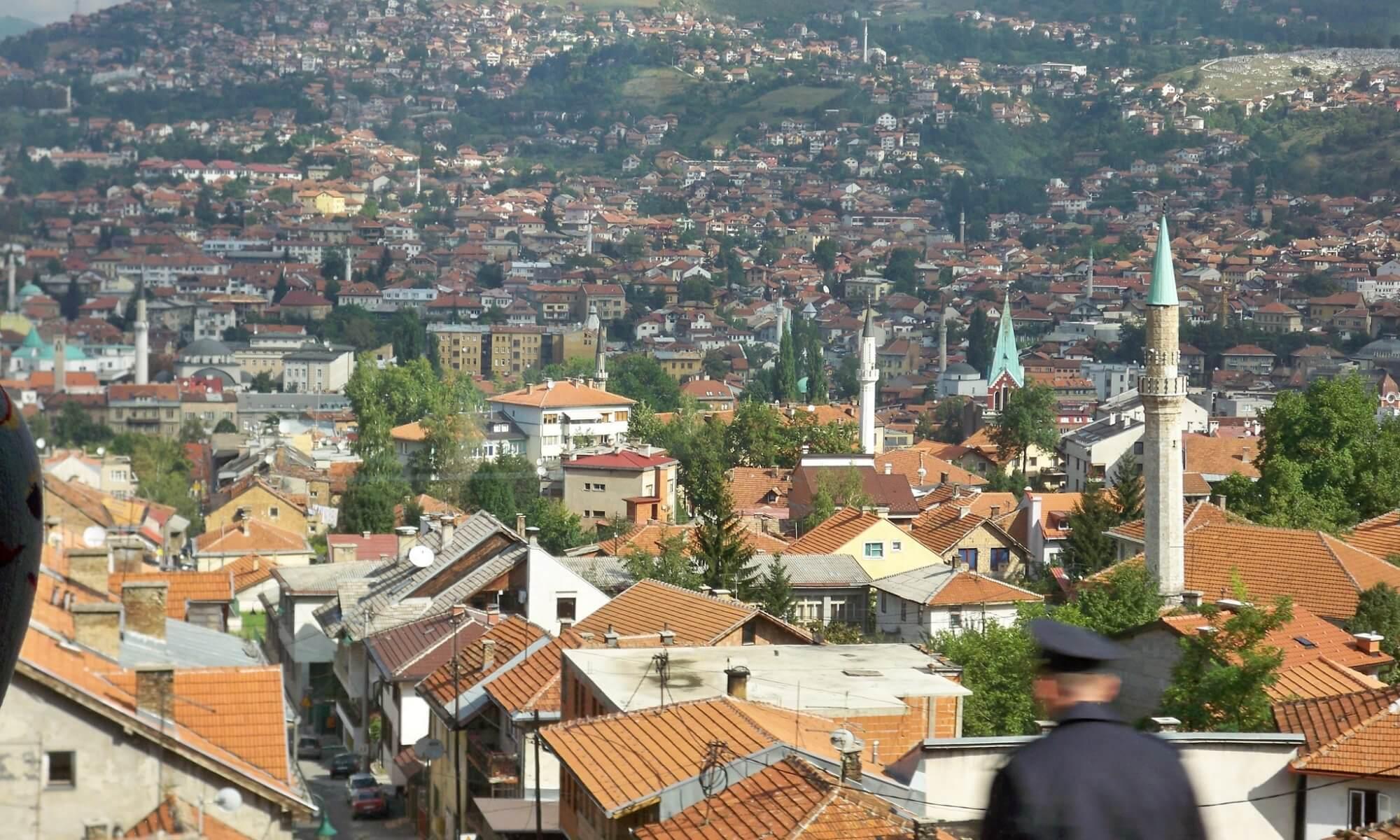 Sarajevo: museo in situ